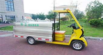 蘇州四輪高壓清洗車
